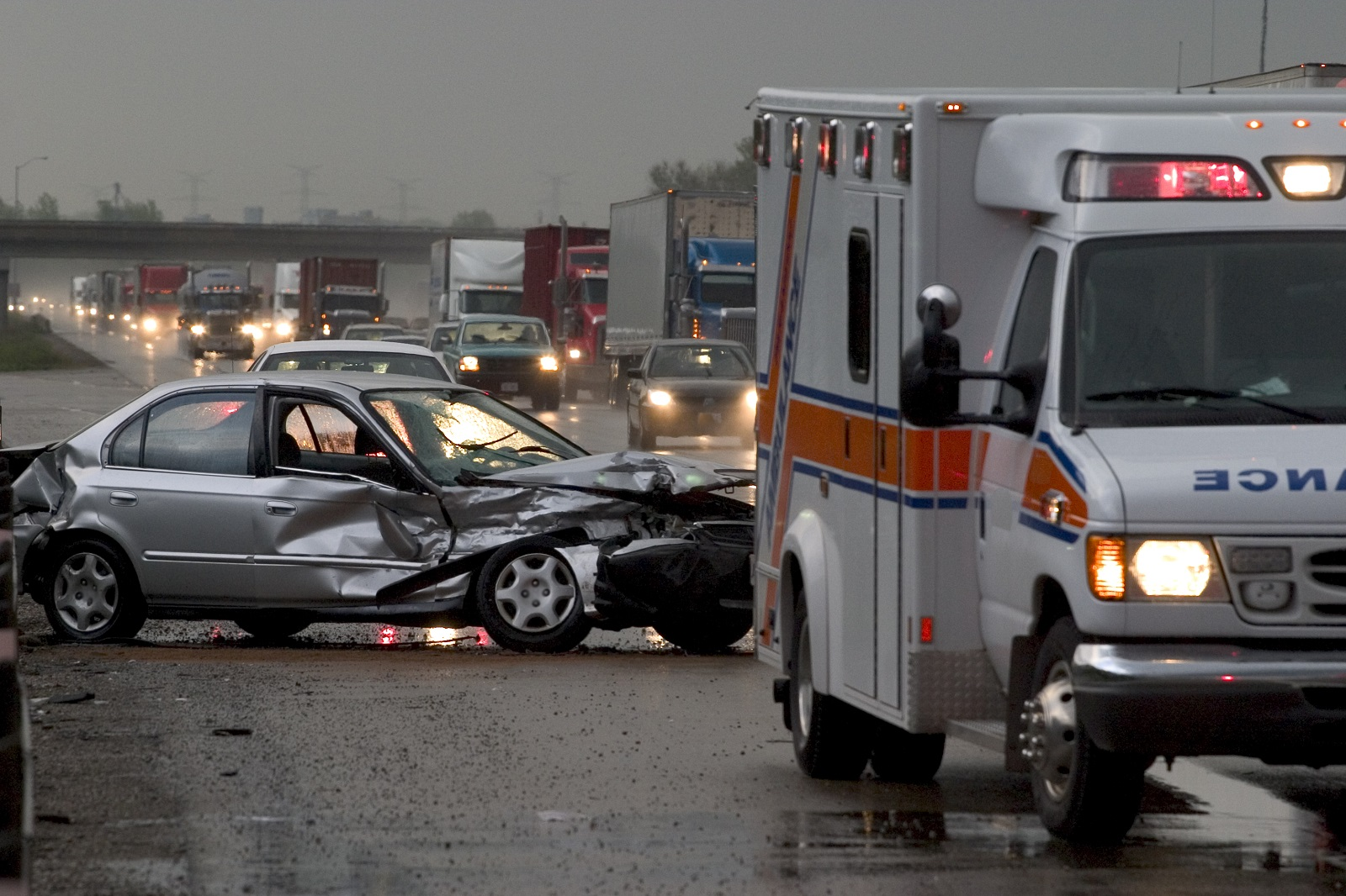 Auto Accident Injuries and Deaths